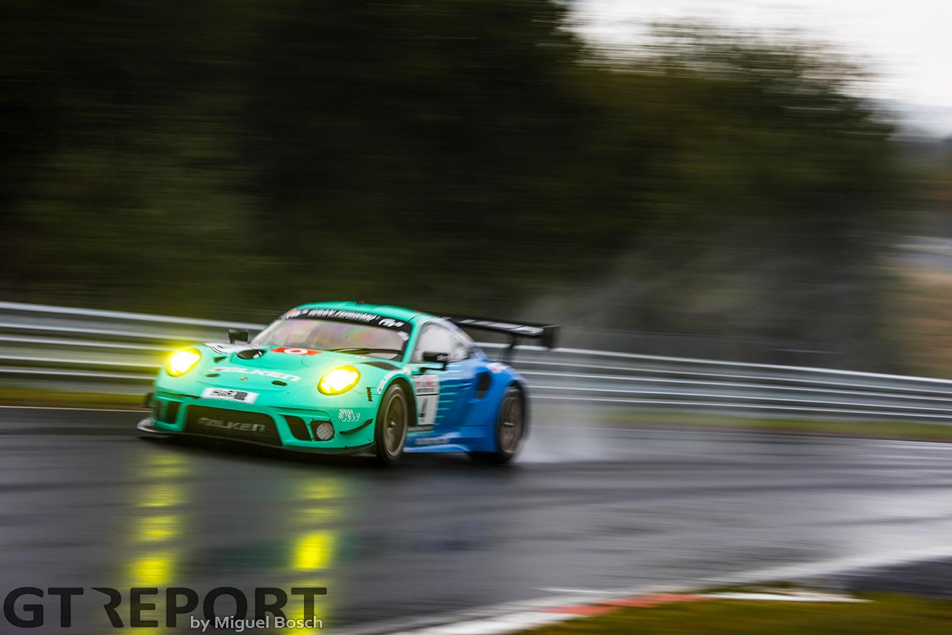 VLN Nürburgring Endurance Series NLS2 livestream