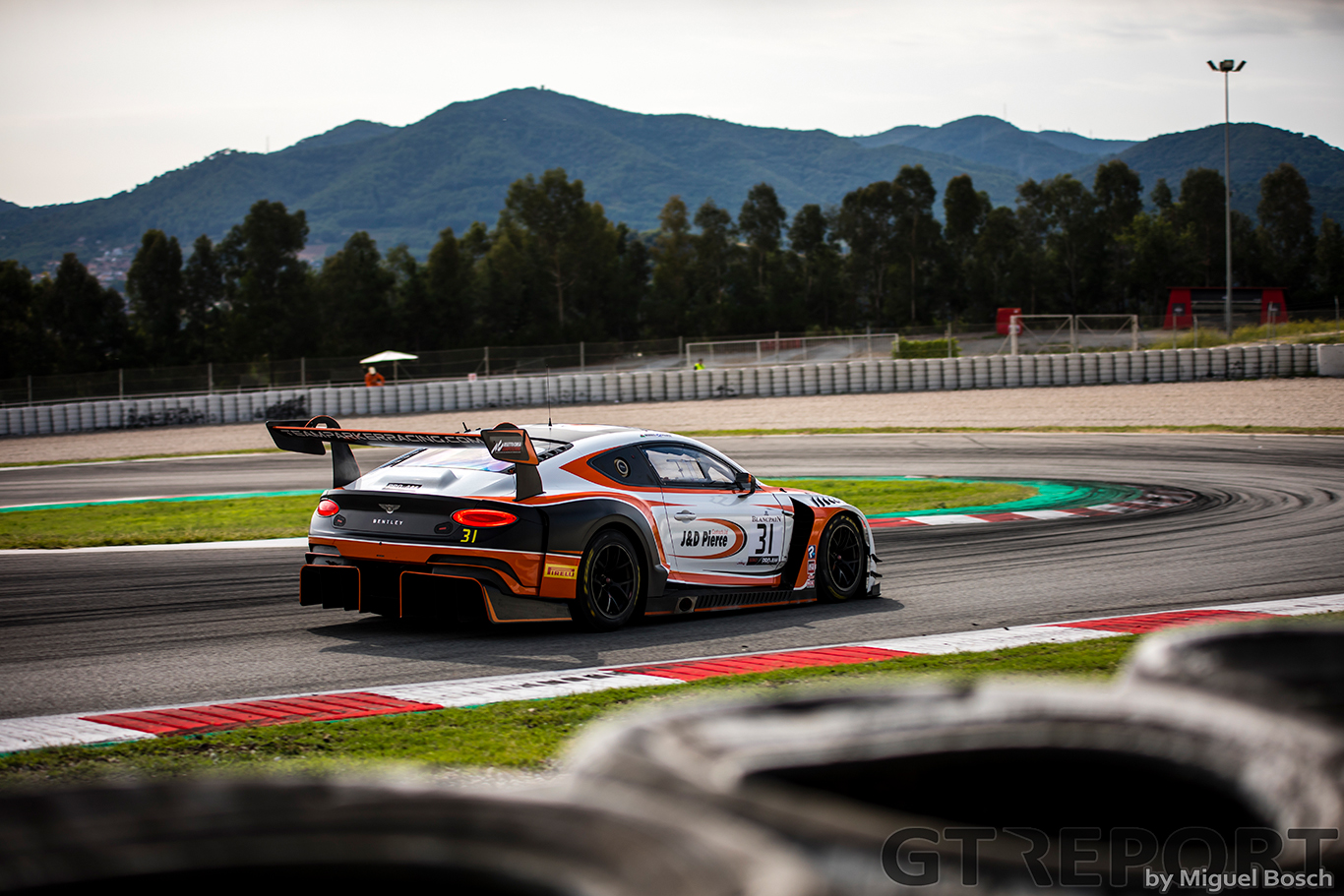 Blancpain GT Barcelona pre-race notebook