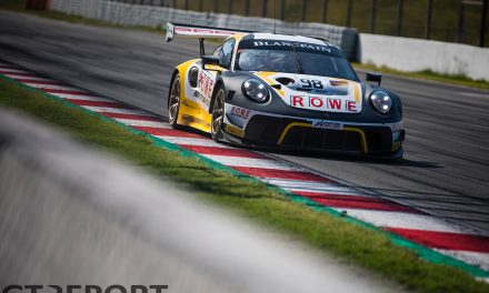 Blancpain GT Barcelona qualifying report