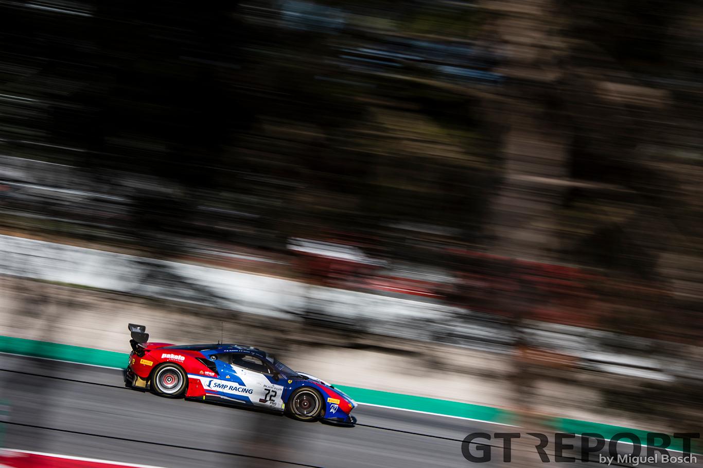 Blancpain GT Barcelona race report