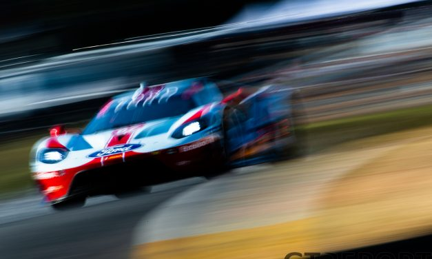 Petit Le Mans: Action Express and Ford lead the way at half-distance