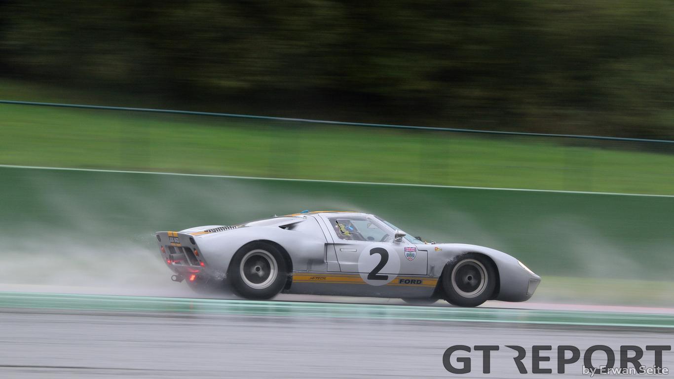 Retro GT: Spa Six Hours