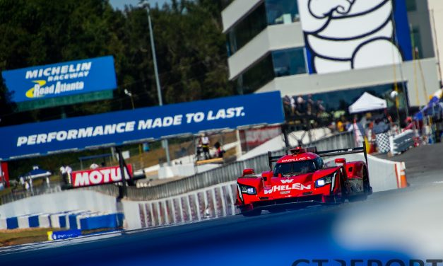 Petit Le Mans qualifying report
