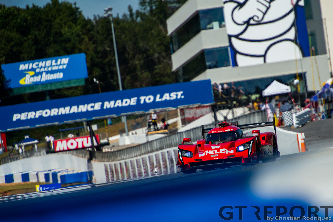 Petit Le Mans qualifying report