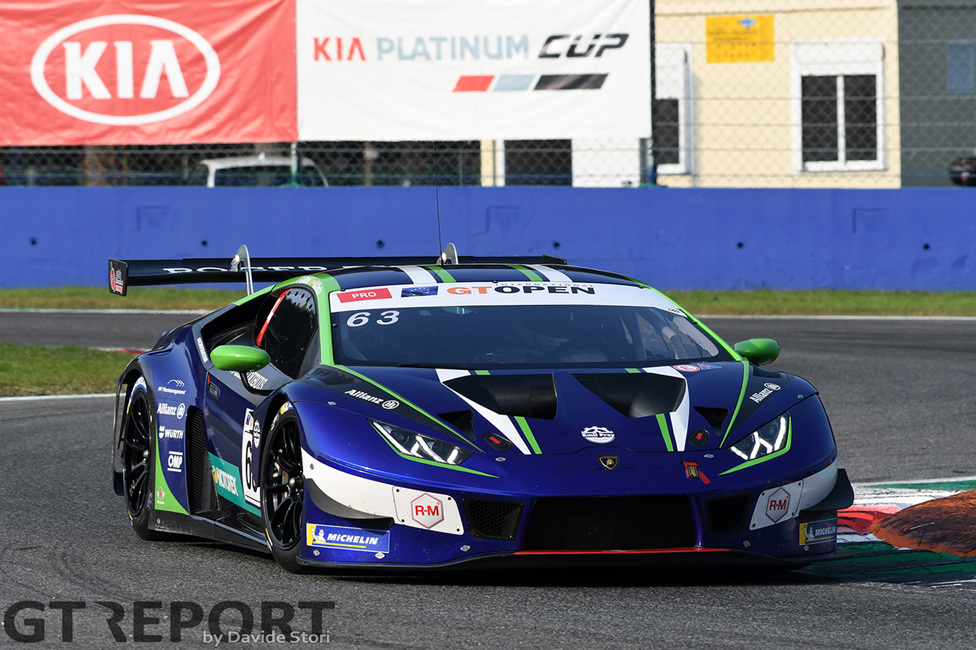 International GT Open Monza report and gallery