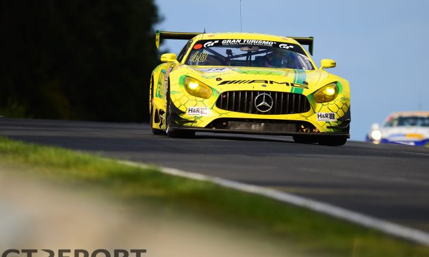 HTP Motorsport storms to VLN8 victory