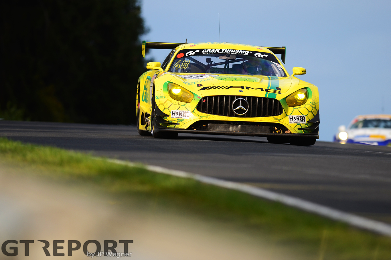 VLN8 race report: HTP Motorsport storms to victory