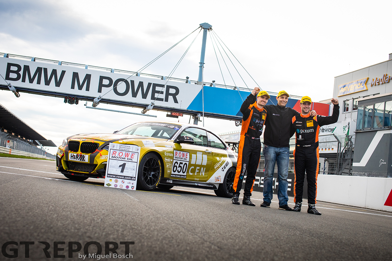 """Matthias Unger: """"Keeping the number 1 is the only goal, every year"""""""