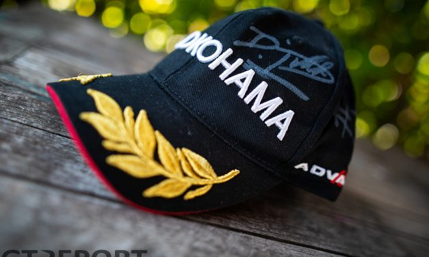 Win a Yokohama cap signed by David Pittard