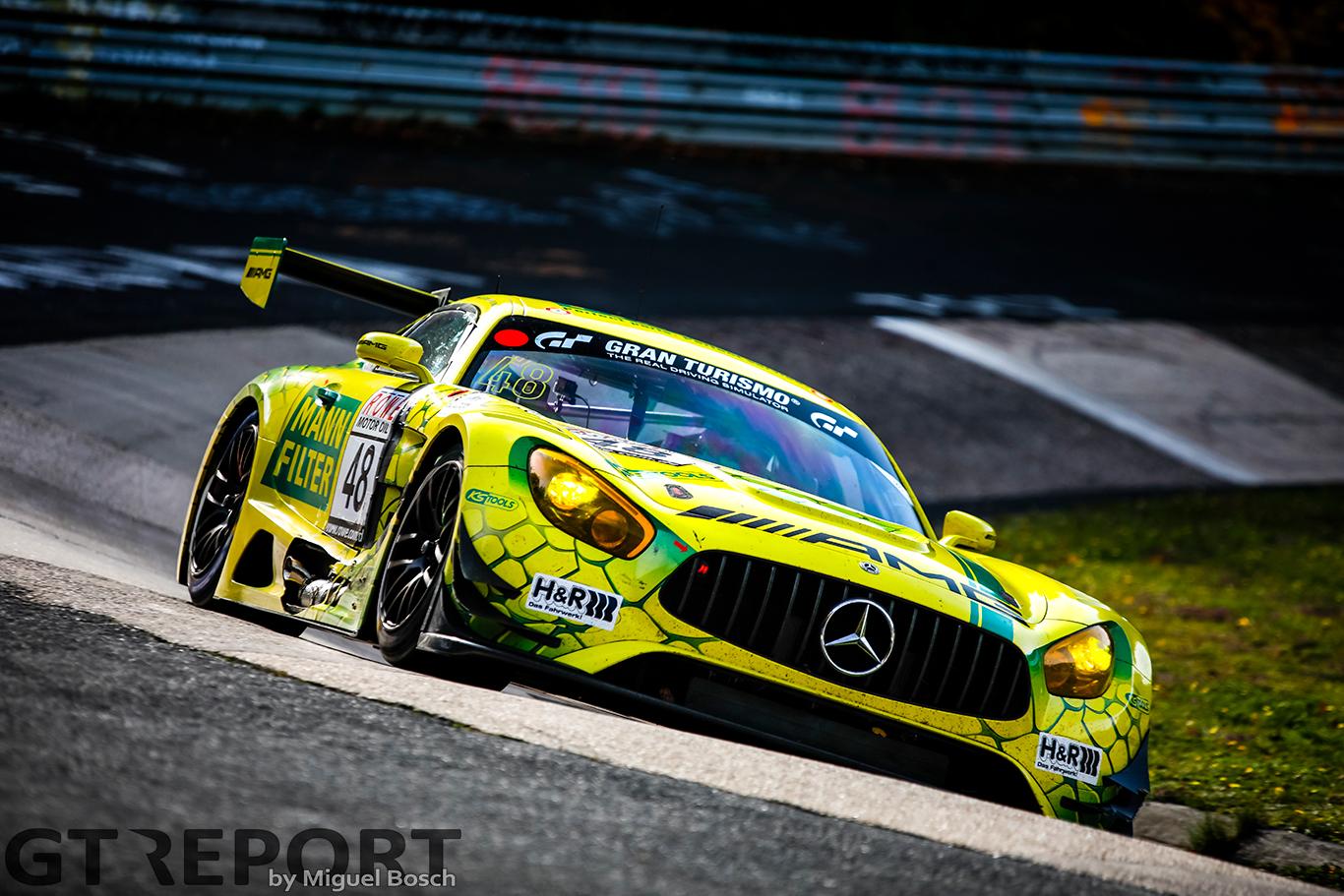 "Raffaele Marciello: ""We were lucky to repair the car during the red flag"""