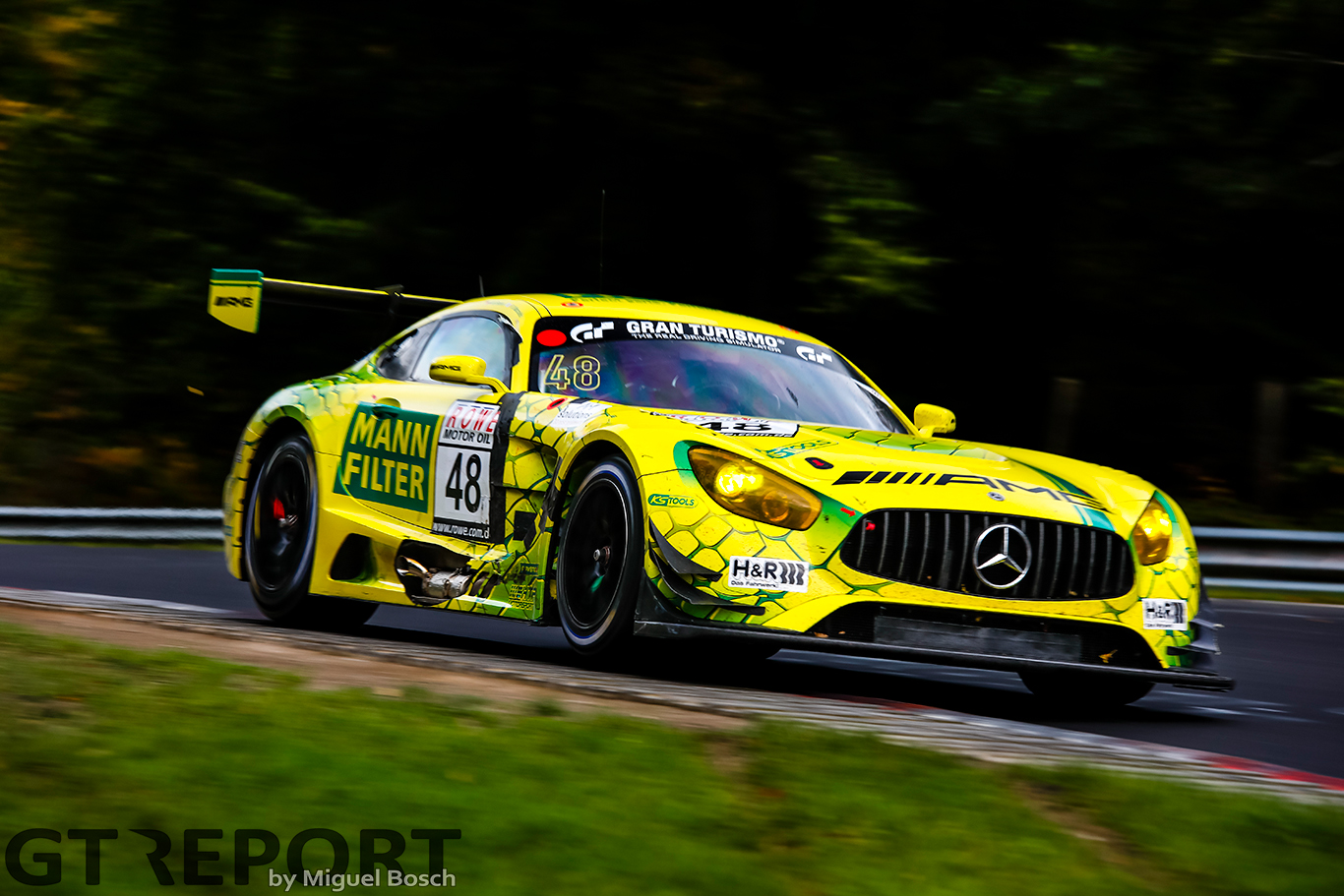 Raffaele Marciello HTP Motorsport