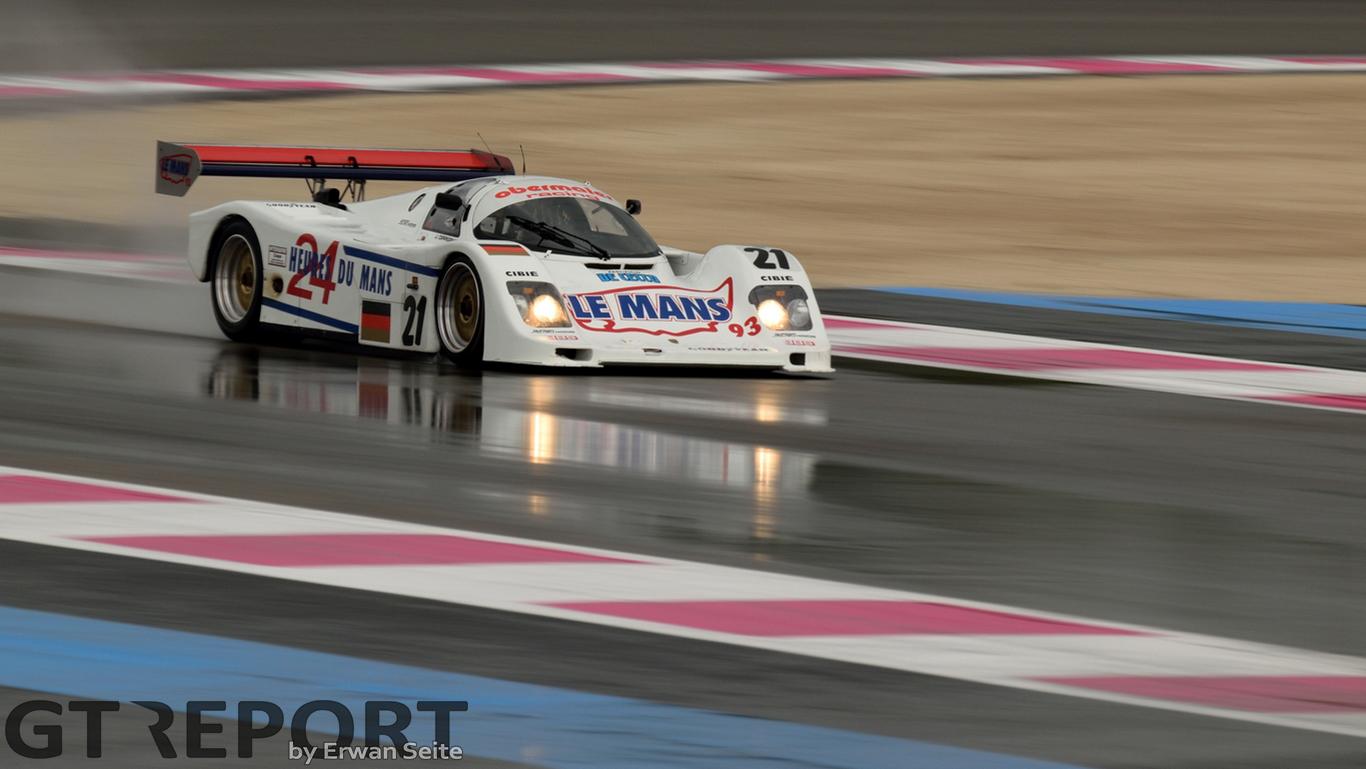 Porsche 962C-155: Retro GT