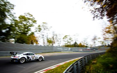 Moments of racing: Black Falcon Porsche GT3 Cup beats GT3s in foggy VLN