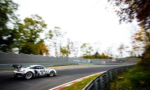 Moments of racing: Black Falcon Porsche GT3 Cup beats GT3s in foggy VLN