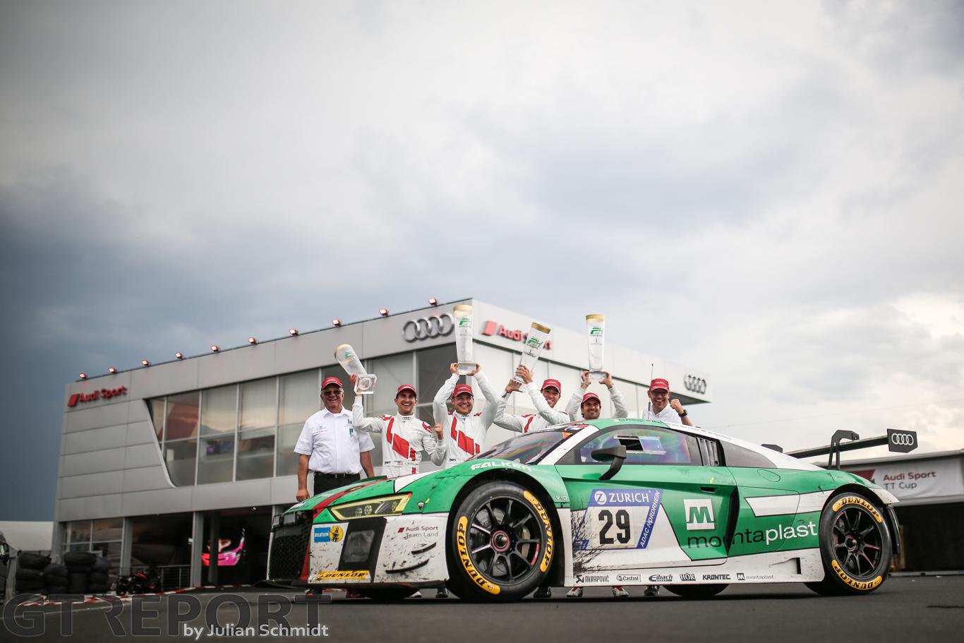 land racing victory n24