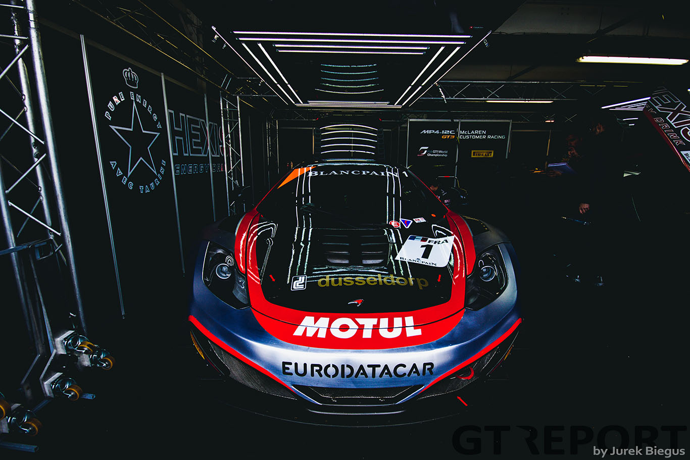 Weekend Watch: FIA GT1 Donington Park 2012