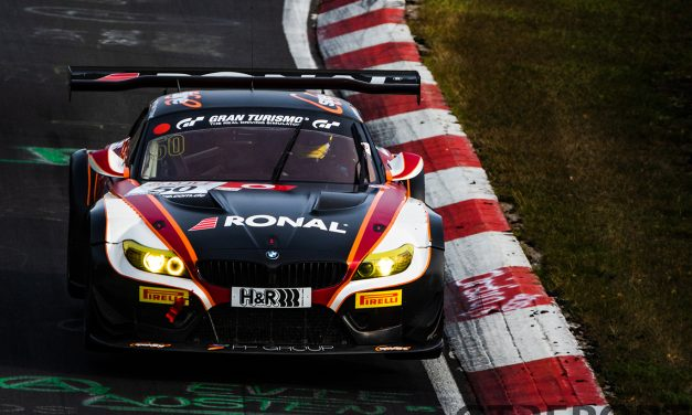 """Peter Posavac: """"I fell in love with the BMW Z4 GT3 – it's the real heart of motorsport"""""""