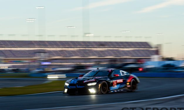 """Jesse Krohn: """"There was no other way around it: I gotta pass the Porsche if I want to win"""""""