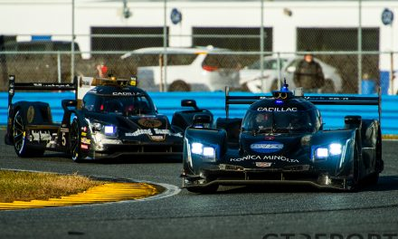 Daytona 24 Hours: Wayne Taylor racing overcomes penalty to lead into final stretch