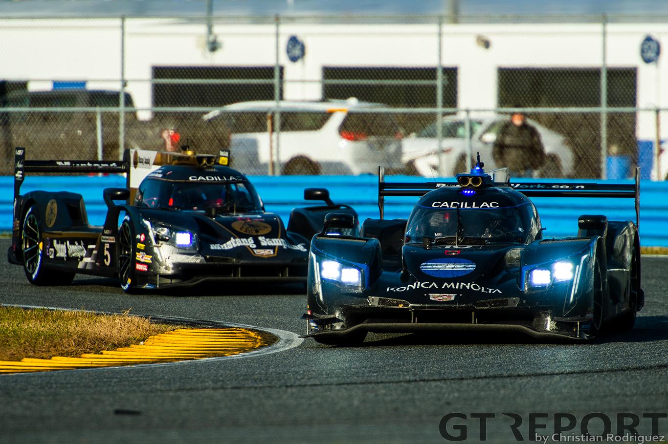 Daytona 24 Hours: Wayne Taylor racing overcomes penalty to lead into final stretch