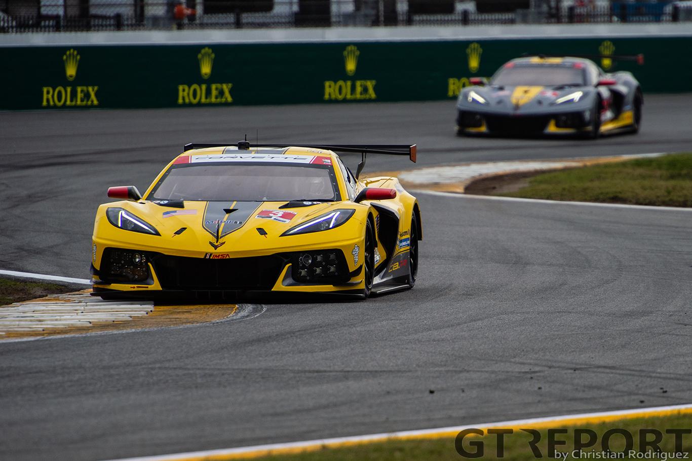 """Nick Catsburg: """"Characteristics of the Corvette similar to Lamborghini"""""""