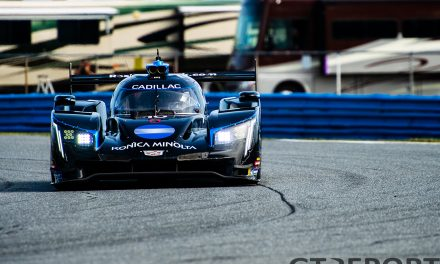 "Renger van der Zande: ""I'm not sure where we stand, but we feel very confident with our car"""