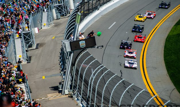 Daytona 24 Hours: WTR takes lead from Mazda in third hour; Porsche leading GTs