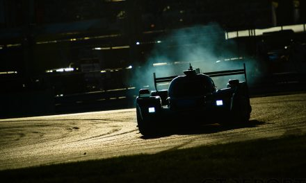 Daytona 24 Hours: Wayne Taylor Racing leads with dawn on the horizon