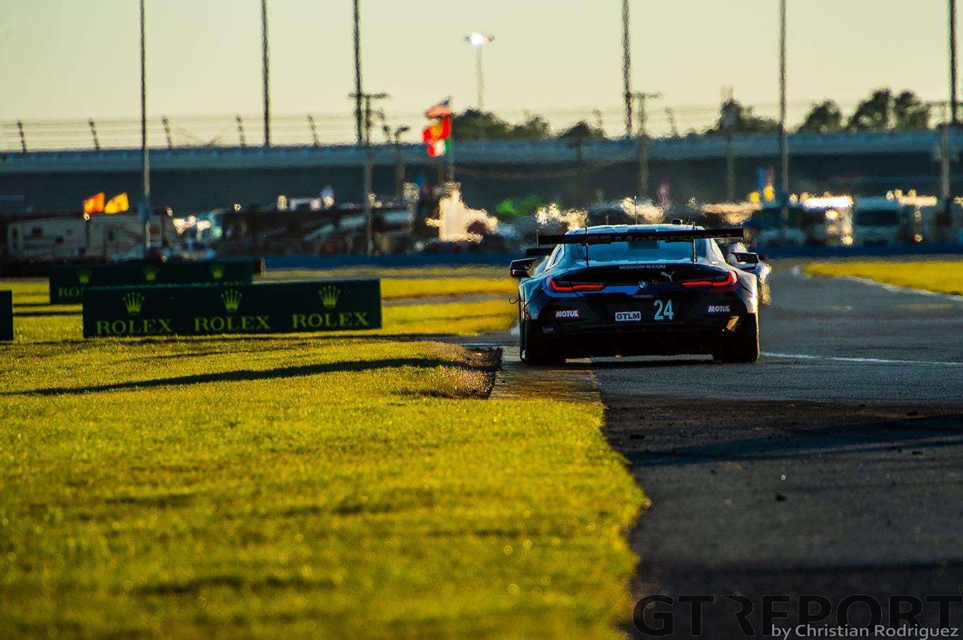 #24 BMW TEAM RLL M8 GTE / AUGUSTO FARFUS