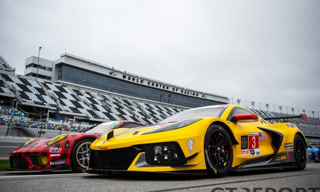 Corvette C8.R: Racecar first, road car second