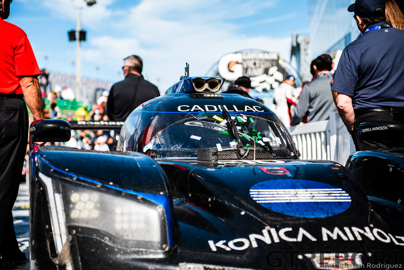 Daytona 24 Hours: Wayne Taylor Racing secures record-breaking victory