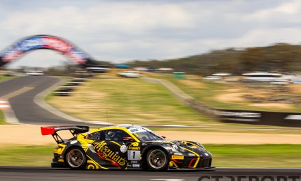 Bathurst 12 Hour Friday practice report