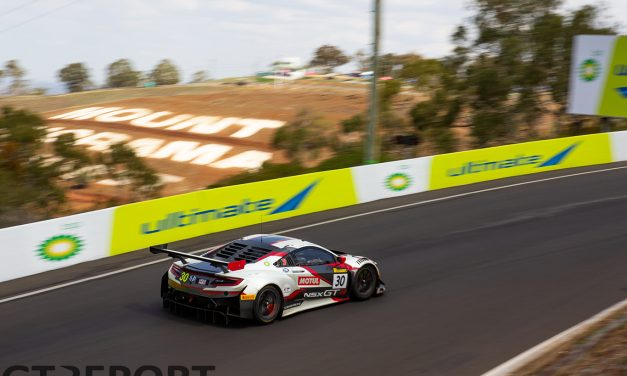 Bathurst 12 Hour Friday notebook