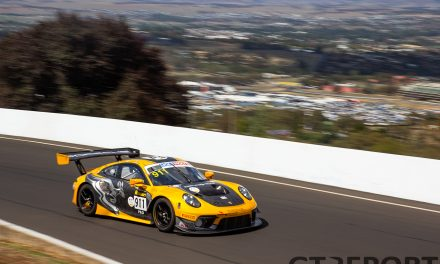 Bathurst 12 hour qualifying report: Campbell conquers the Mountain to claim pole