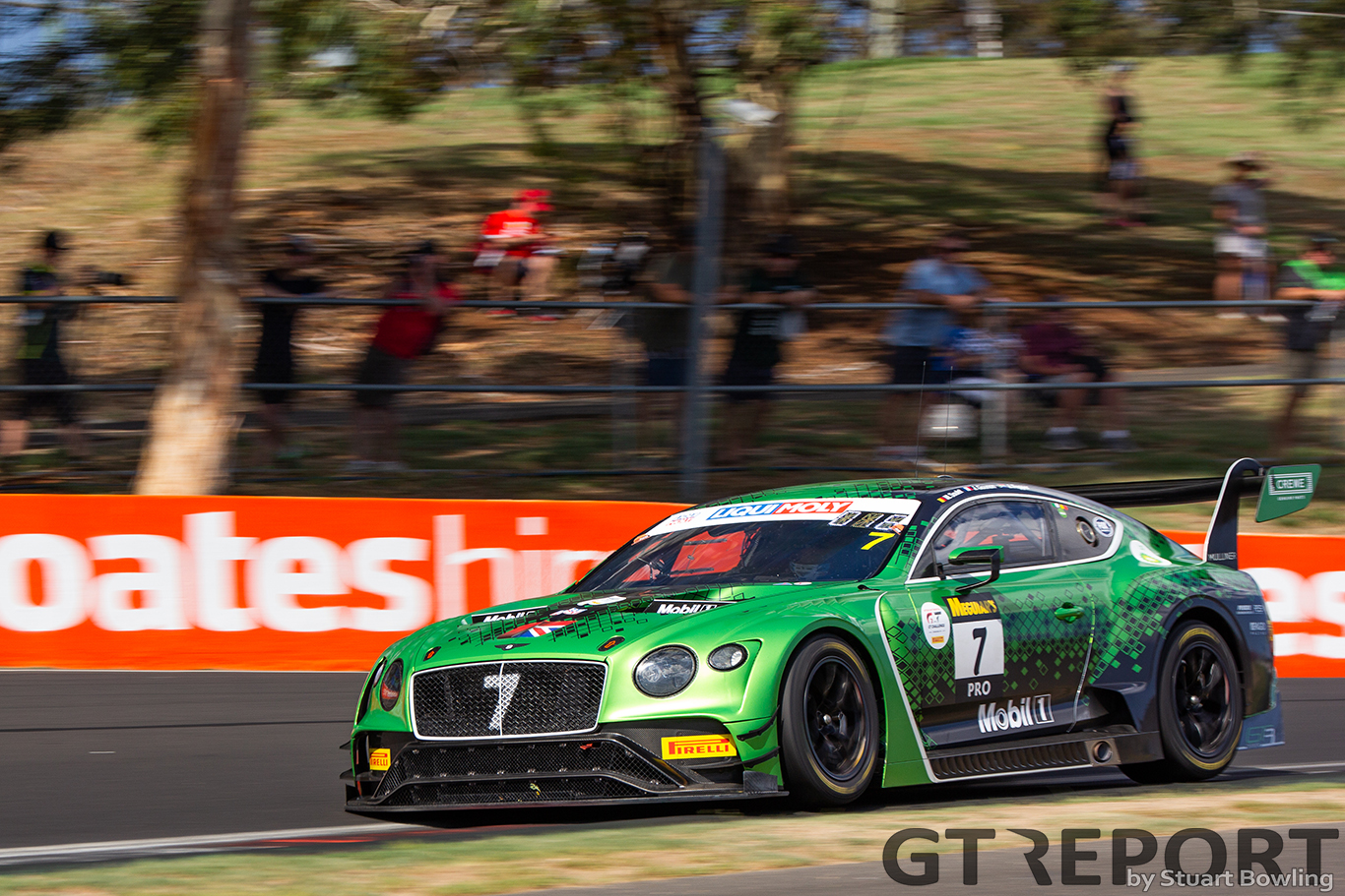 Bathurst 12 Hour: Bentley takes long-awaited Bathurst victory