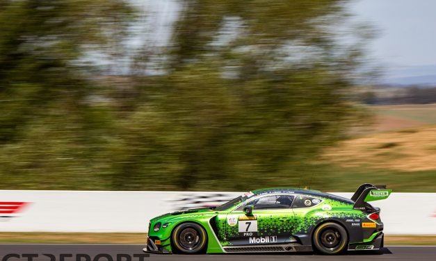 Bathurst 12 Hour: Final hours approach with Bentley still going strong