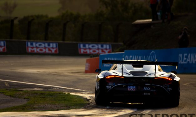 Bathurst 12 Hour: GruppeM and Bentley lead the way during morning hours