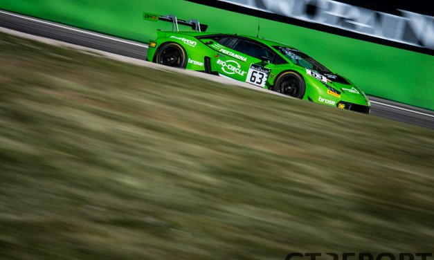 Moments of racing: Lamborghini's ascension