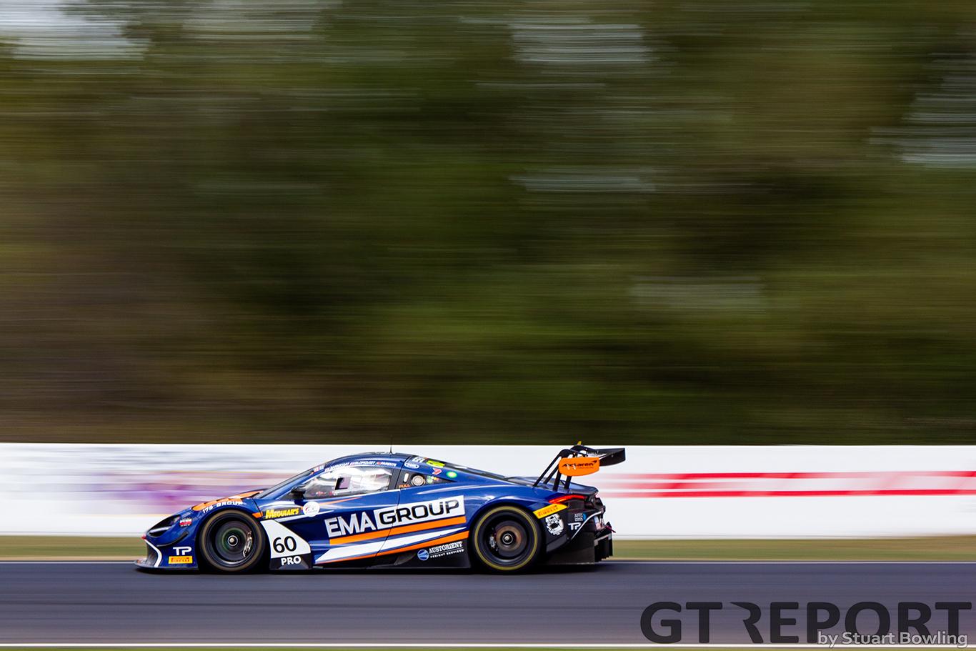Melbourne lockdown prevents 59Racing from entering GT World Challenge Nürburgring round