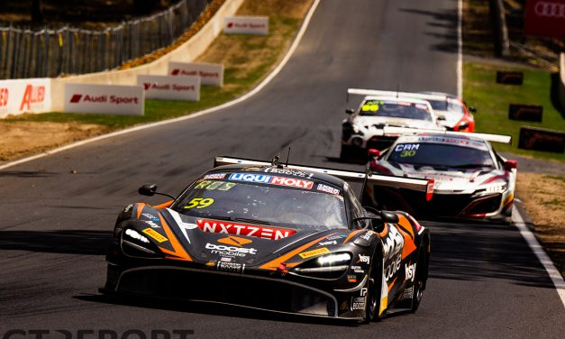 "Fraser Ross: ""Once 59Racing wins the Australian GT Championship, the sky will be the limit"""