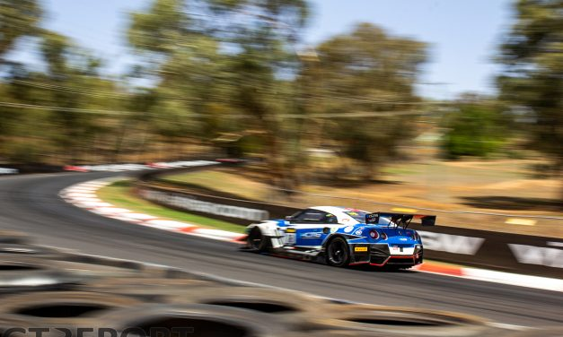 Bathurst 12 Hour race notebook