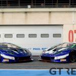 GT World Challenge Paul Ricard pre-season test
