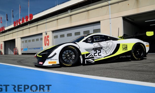 GT World Challenge Paul Ricard pre-season test gallery