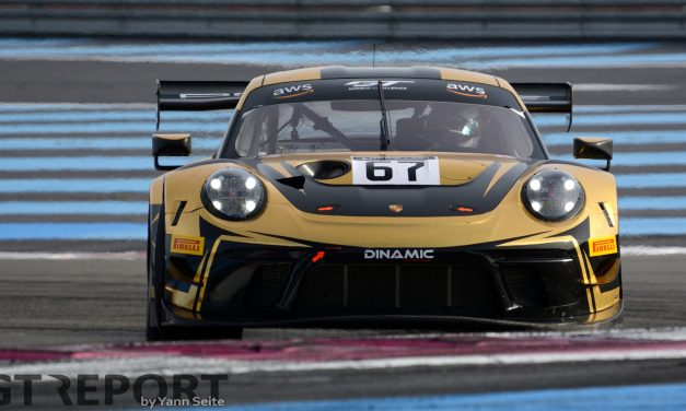 Dinamic Motorsport announces GTWC Europe Sprint program with Engelhart and De Leener