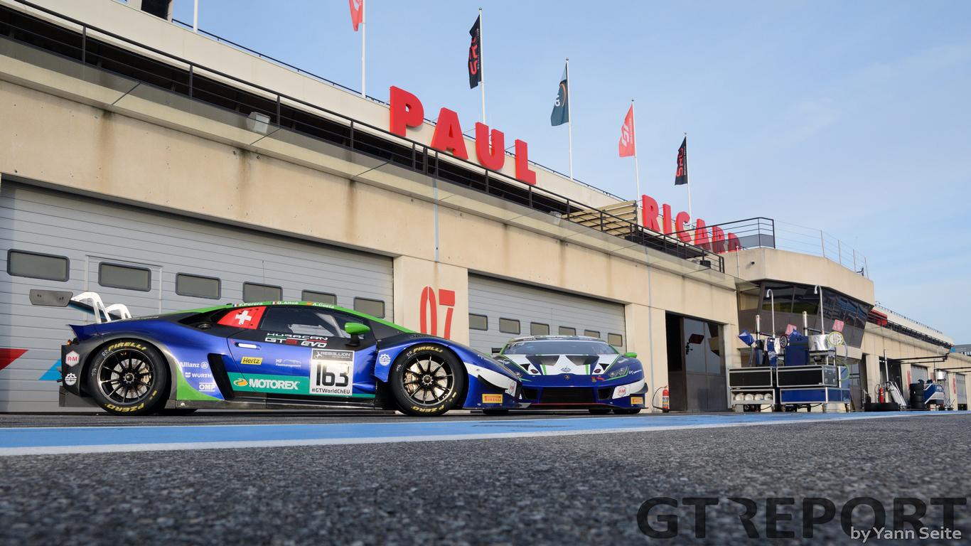 Emil Frey Racing adds three Lamborghinis to GT World Challenge Europe grid