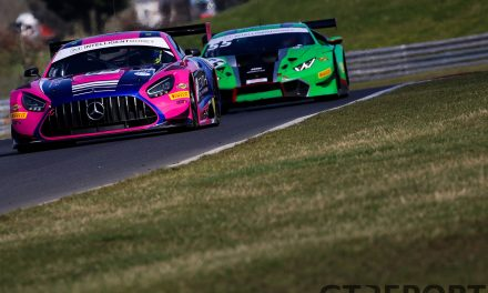 British GT set to roar back into life at Oulton Park