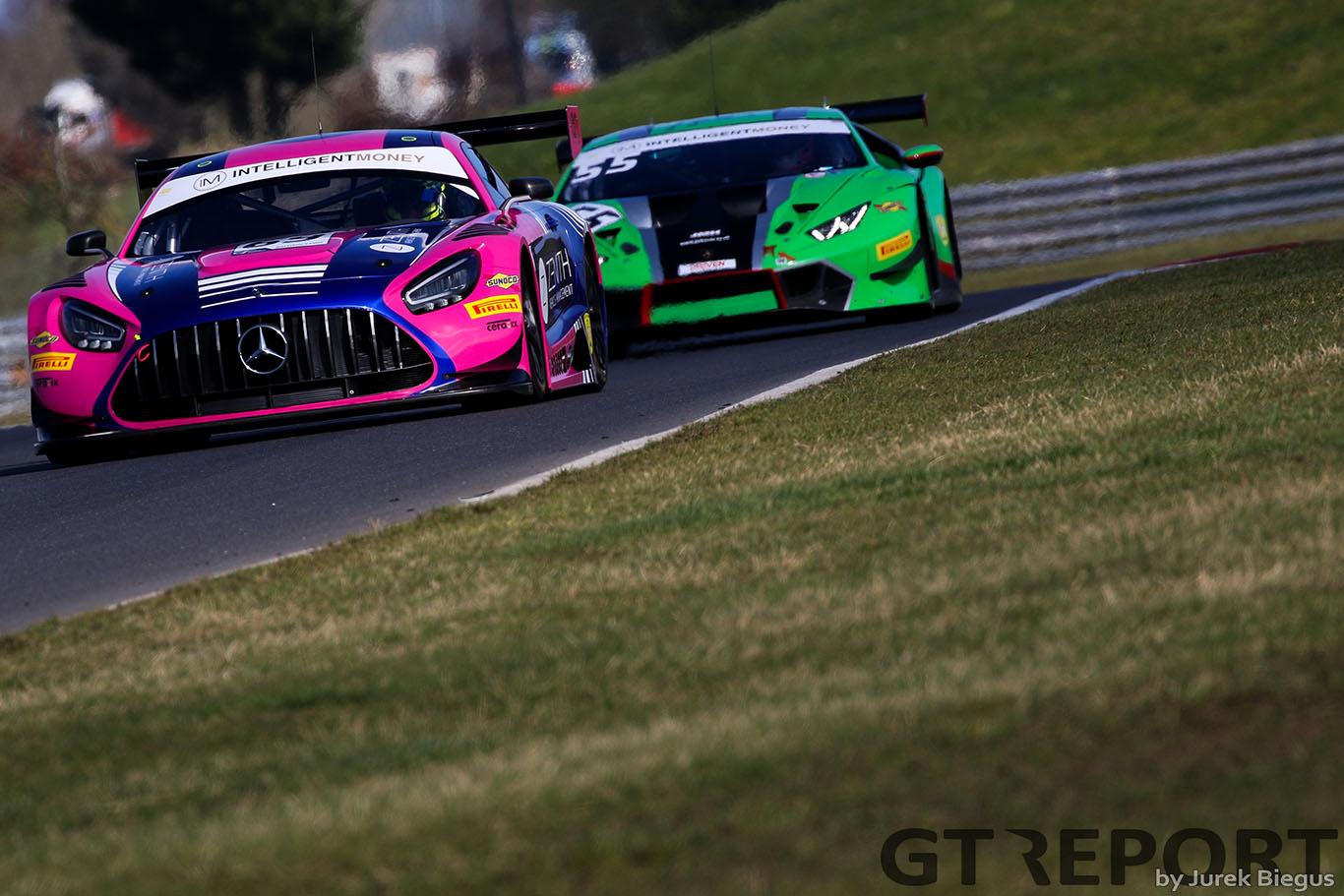 British GT set to roar back into life at Oulton Park