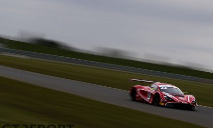Proctor and Osborne confirm partial British GT season with Balfe Motorsport