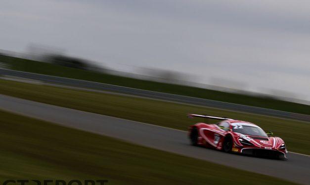 Proctor and Osborne confirm partial British GT season with Balfe Motorsport