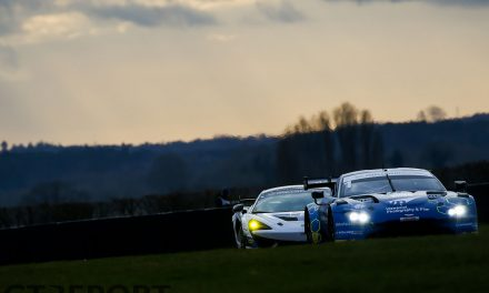 TF Sport back to GT3 for Silverstone Showdown